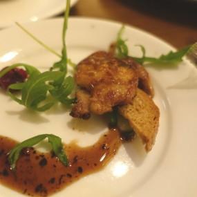 煎鵝肝 - Promenade Restaurant in Hung Hom