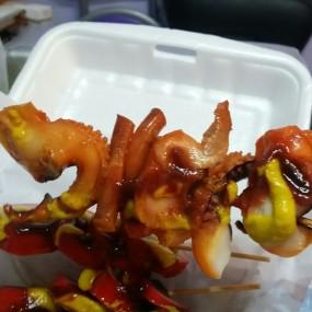 墨魚串串 - Fei Jie in Mong Kok