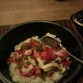牛肉石頭鍋飯 - Dondonya Honten in Tsim Sha Tsui