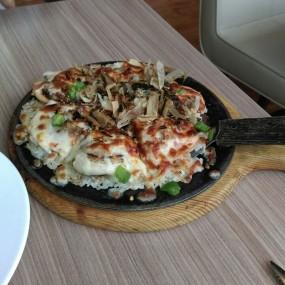 鹽燒牛油極大帆立貝火米比薩 - Toi Hokkaido Rice Pizza in Tuen Mun