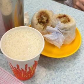 瓷飯 凍豆漿 - 上海真美豆漿大王 in Tseung Kwan O