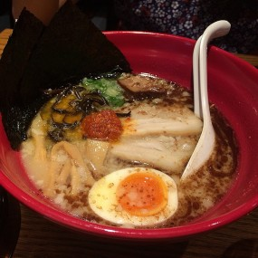 特製赤丸 - Hakata Ippudo in Central