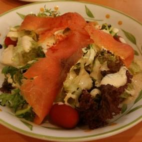 煙三文魚沙律 - Saizeriya Italian Restaurant in Sham Shui Po