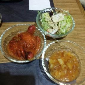 前菜沙律 - Urawa Japanese Restaurant in Sheung Wan