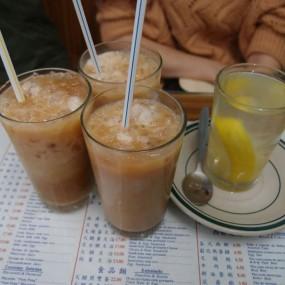 凍奶茶 - Nam Ping in Avenida de Almeida Ribeiro