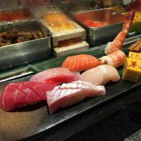 壽司拼盤 - Sushi Tokumi in Tsim Sha Tsui