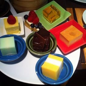 Lunch buffet 選擇多 但偏貴 - Cafe TOO in Admiralty