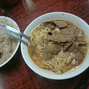 麵比較鹹,米粉剛剛好 - Wai Kee Noodle Cafe in Sham Shui Po