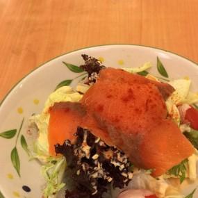 煙三文魚沙律 - Saizeriya Italian Restaurant in Tin Shui Wai