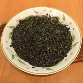好濃香的墨魚汁 - Saizeriya Italian Restaurant in Tin Shui Wai