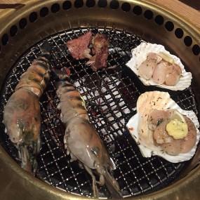 日本燒烤 - Morihachi Yakiniku in Causeway Bay