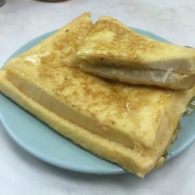 咖央西多士 - Wai Kee Noodle Cafe in Sham Shui Po