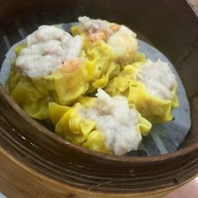 鮮蝦燒賣 - Lin Heung Tea House in Central