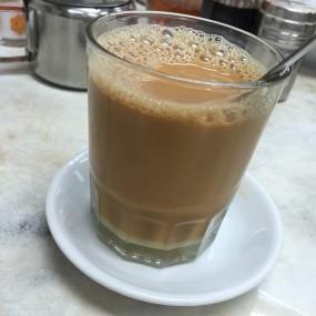 奶茶 - Wai Kee Noodle Cafe in Sham Shui Po