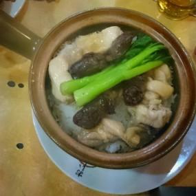 潤腸滑雞煲仔飯 - 西環的坤記煲仔小菜