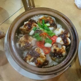 白鱔煲仔飯 - 西環的坤記煲仔小菜