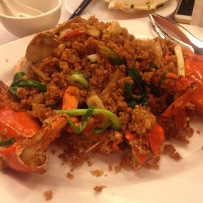 辣蟹 - Under Bridge Spicy Crab in Wan Chai