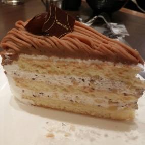 日本粟子蛋糕 - Yumemiya in Tai Koo