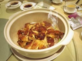 瓦罉孜然雞 - 尖沙咀的東海薈