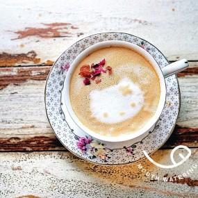 Rose Latte - 銅鑼灣的Rondavy's Artisan Kitchen