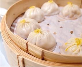 蟹粉小籠包 - 銅鑼灣的上海綠楊邨酒家