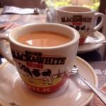 早餐歎杯奶茶,感覺真好