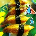 普通啦!食左兩件已經比壽司飯食飽啦!