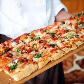 來一口 Pizza 吧!! - 尖沙咀的港畔餐廳