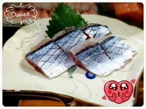 秋刀魚刺身 - 灣仔的大亞味工房日本料理