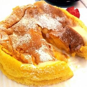 半熟流心蜂蜜蛋糕 honey cake  - 長沙灣的甜蜜總部