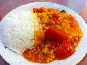 茄蛋飯 - 將軍澳的明德餐廳