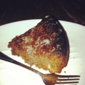 Coconut & banana cake - 油麻地的蘇波榮