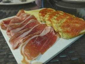 Iberico Ham and Cheese Platter - 鰂魚涌的TAVA Turkish & Mediterranean Cuisine
