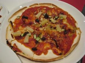 尋找咖哩雞pizza - 九龍塘的EXP