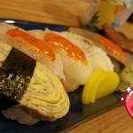 特製韓式醬配美味壽司好好食