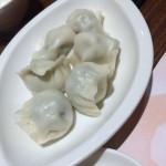 韭菜水餃(六隻)Pork & Chive Dumpling (6 pcs)