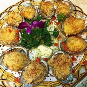 椒鹽鮑魚 - 西貢的全記海鮮菜館