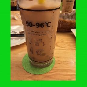 珍珠奶茶 - 銅鑼灣的茶木‧台式休閒餐廳