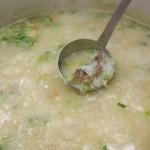 底層雞粥,再加海鮮精華,好好味!👍👍👍