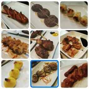 腸,鮮菇,墨丸,羊架,花膠,腐皮,白汁丸,矮瓜,腸&腸 - 西環的BBQ美食店